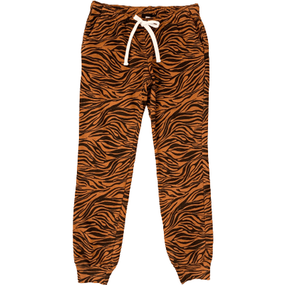 Zebra Girlfriend Joggers