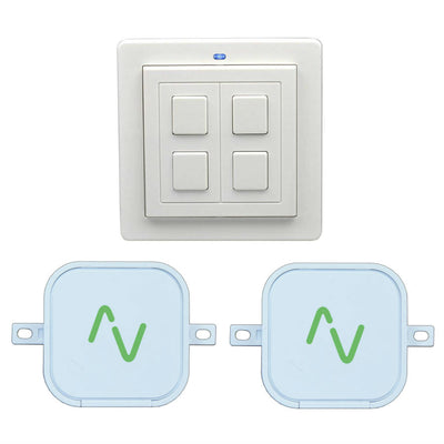 Wire-free (Plastic) & in-line Dimmer Kits