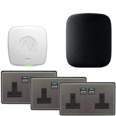 Power Starter Kit with Homepod