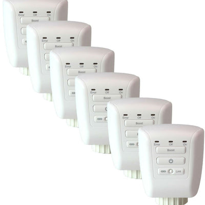 Smart Radiator Valve Six Pack