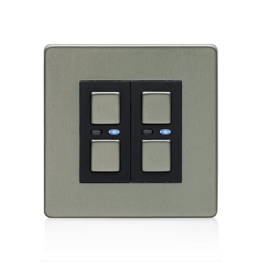 Double Dimmer Switch Two Way Lightwave Wiring 2 Circuit