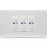 Smart Dimmer (3 gang) (200 series non-LED)