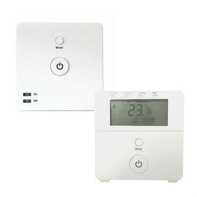 Boiler Switch & Thermostat