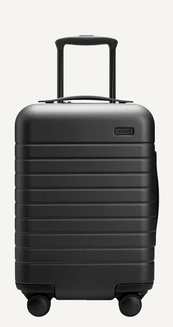 Away Kid's Carry-on Black