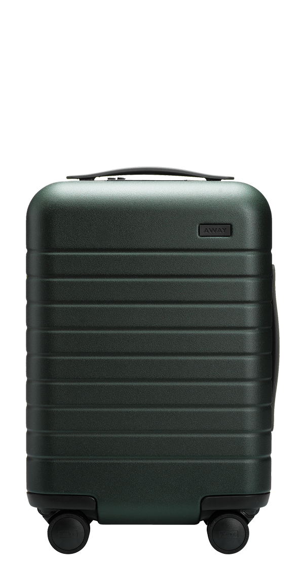 Away Kid's Carry-on Green