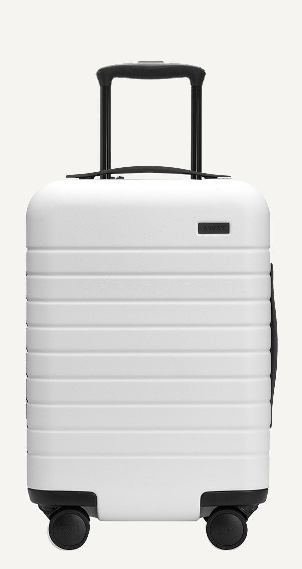 Away Kid's Carry-on White
