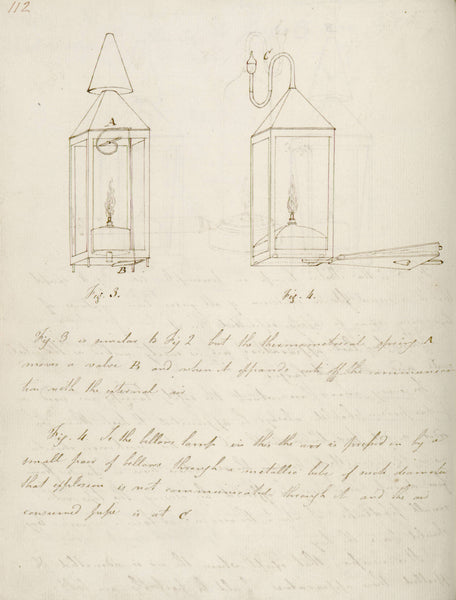 THE DAVY LAMP - Inventing the Miners' Safety Lamp