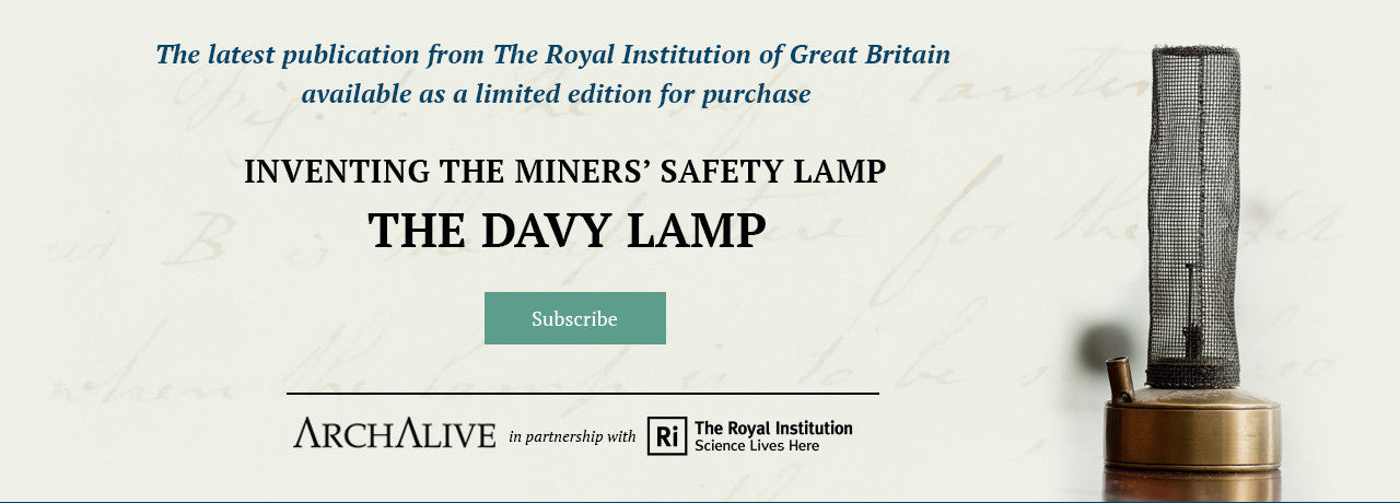 Inventing the Miners' Safety Lamp