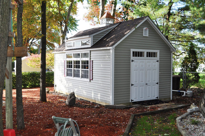 Plan Your Shed Construction Now