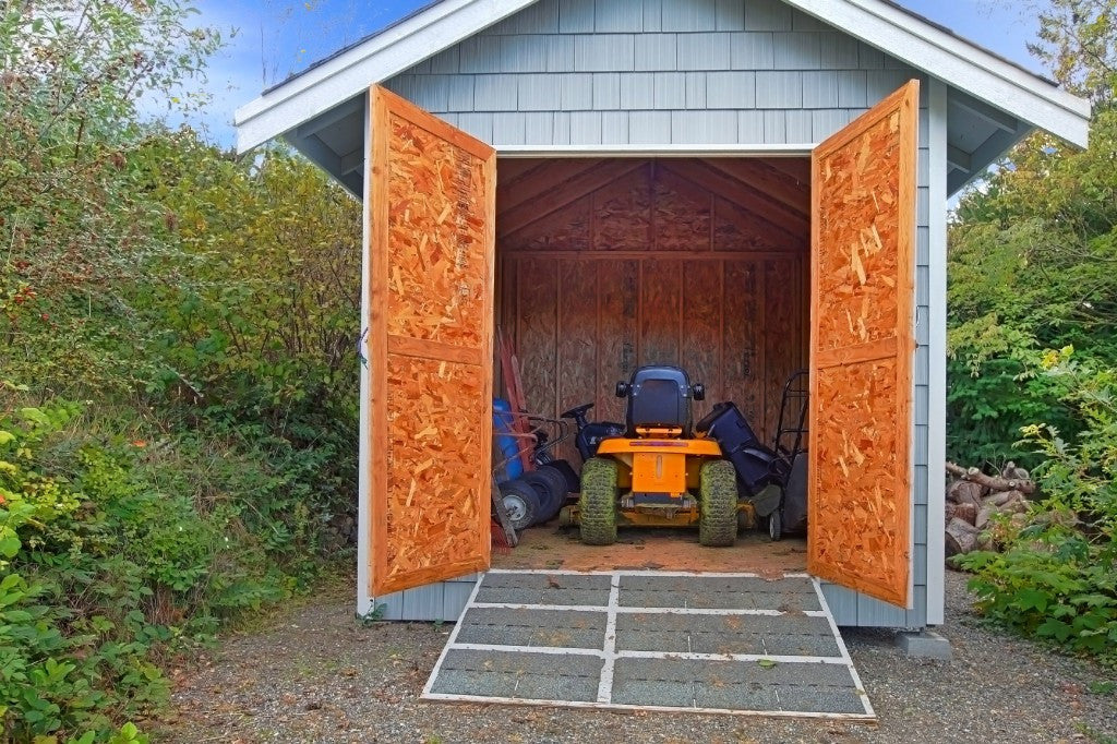 How to Organize Your Shed in One Afternoon