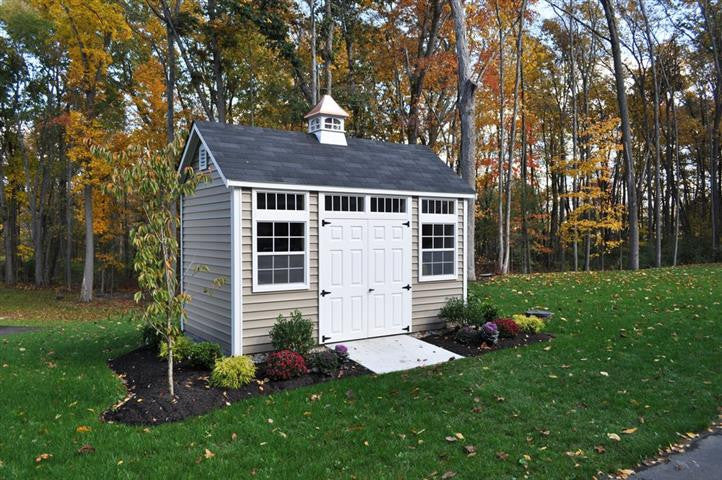 How to Use and Maintain Sheds in New England