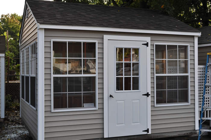 Discounted Storage Sheds