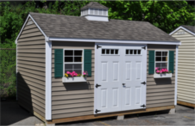 Keeping Clean: Tips for an Organized Storage Shed