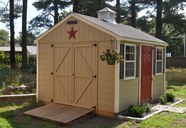 Buying A Shed: Big-Box Store or Small Retailer?