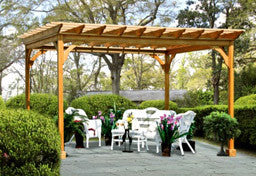 Made in the Shade: Keeping Cool with Pergolas & Gazebos