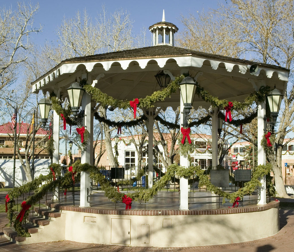 Gazebos for the Holiday Season!
