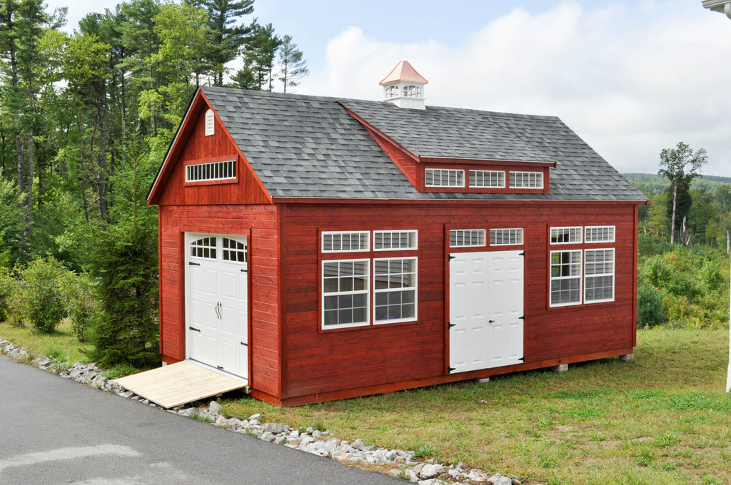 however before you start construction its essential to figure out if you need a permit to build a shed and if so to obtain the proper documents - Garden Sheds New Hampshire