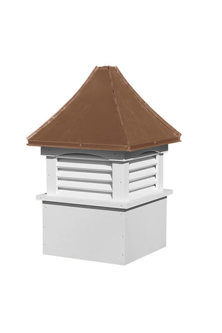 "Classic Series Cupola with 3/4"" Vane Hole"