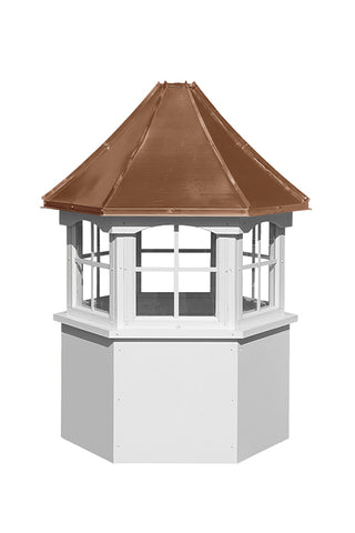 Hexagon Window Series Cupola