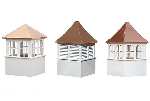 Elite Window Series Cupola