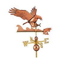 Copper Full Sized Weathervanes