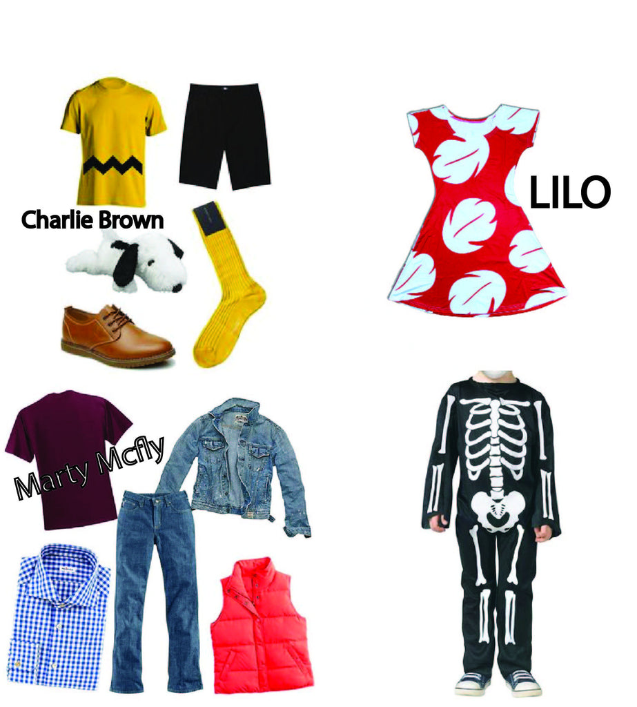 25 Easy Costumes for Children with Autism and/or Sensory Processing Disorder