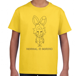 Cotton Tail Clothing - Cotton Tail Clothing, Youth T-Shirt kids clothes, Youth Einstein T-Shirt shirt