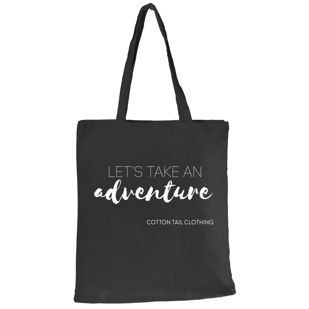 Cotton Tail Clothing - Cotton Tail Clothing, Canvas Tote kids clothes, Adventure Tote shirt