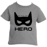 Cotton Tail Clothing - Cotton Tail Clothing, Toddler T-Shirt kids clothes, Toddler Hero T-Shirt shirt