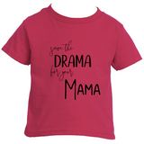 Cotton Tail Clothing - Cotton Tail Clothing, Toddler T-Shirt kids clothes, Toddler Drama T-Shirt shirt