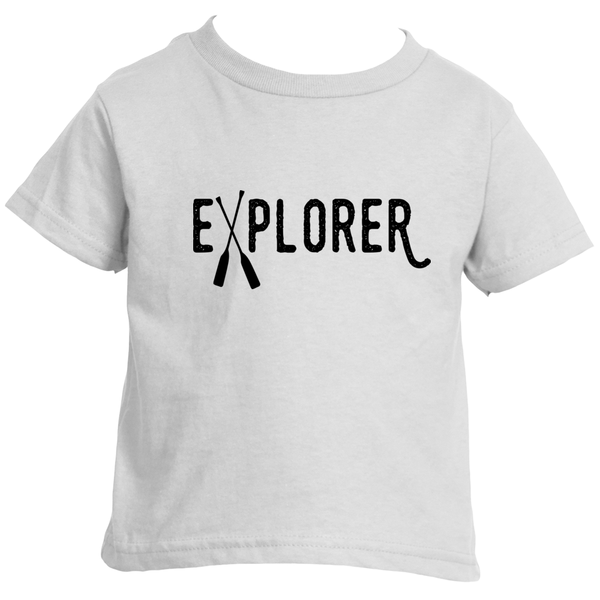 Cotton Tail Clothing - Cotton Tail Clothing, Infant T-Shirt kids clothes, Infant Explorer T-Shirt shirt