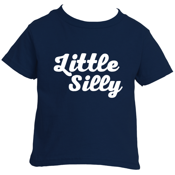 Cotton Tail Clothing - Cotton Tail Clothing, Toddler T-Shirt kids clothes, Toddler Little Silly T-Shirt shirt