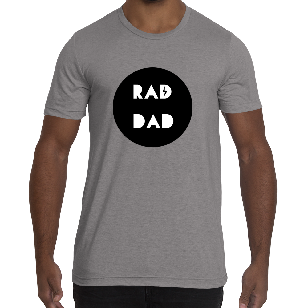 Cotton Tail Clothing - Cotton Tail Clothing, Men's T-Shirt kids clothes, Men's RAD DAD T-Shirt shirt