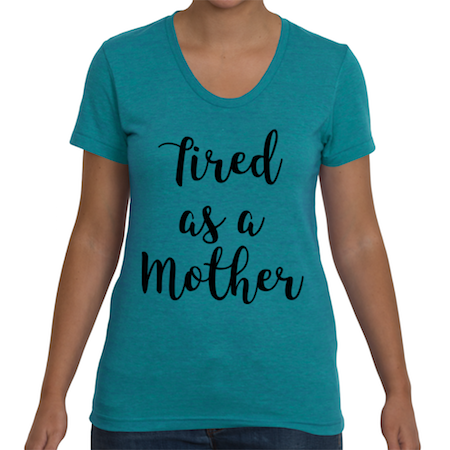 Women's Tired Triblend T-Shirt