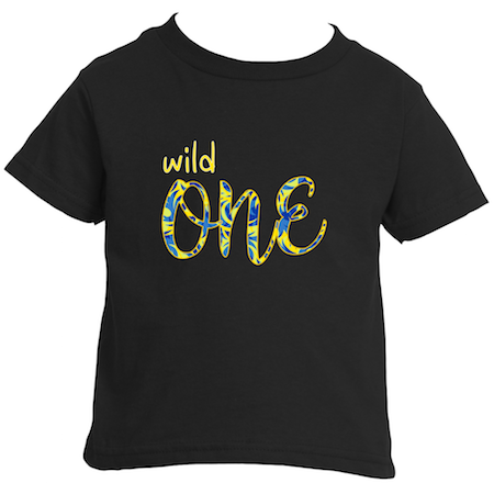 Cotton Tail Clothing - Cotton Tail Clothing, Infant T-Shirt kids clothes, Boy's Wild One T-Shirt shirt