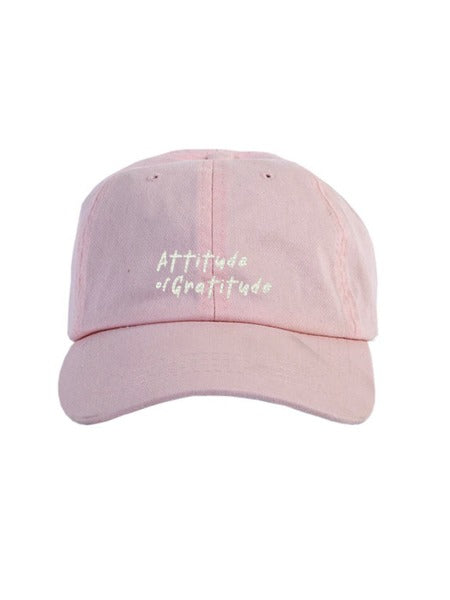 AOG Pastel Pink Low Profile Hat