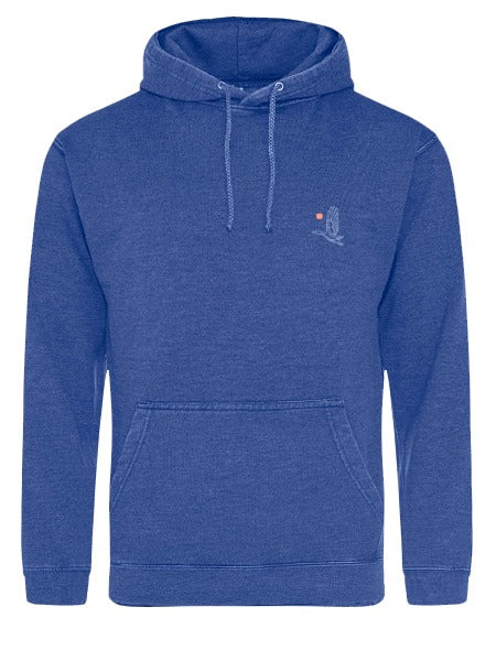 Flying Mallard Washed Hoodie