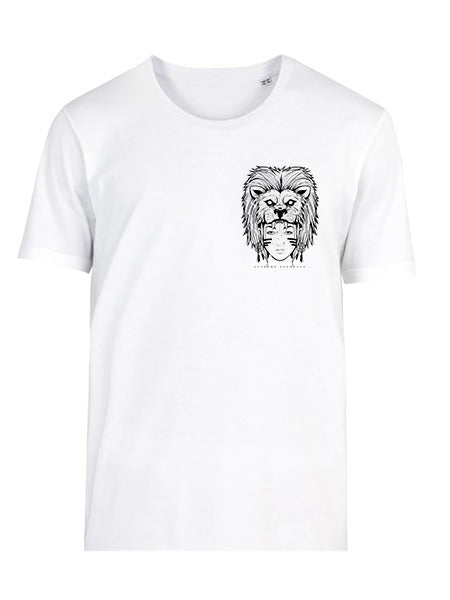 Lioness Tee Chest Print