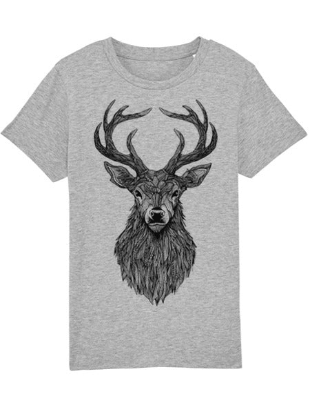 Stag Heather Grey