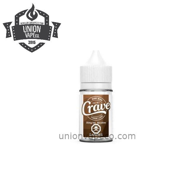 Crave Salt Nic - Moo Moo (30ml)