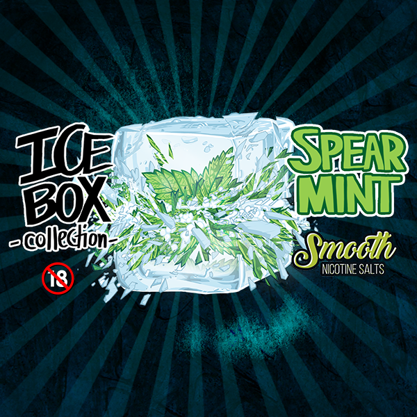 Smooth Nic Salts - Spearmint (30ml)
