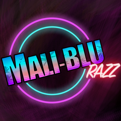 Heat Wave - Mali-Blu Razz (60ML)