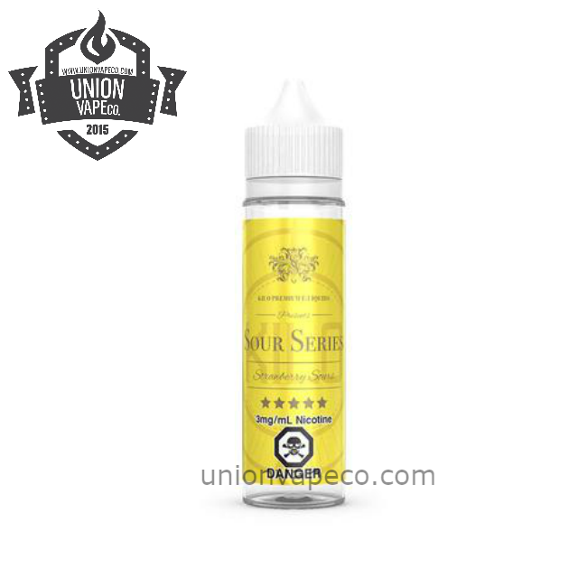 Sour by KILO - Strawberry (60ml)