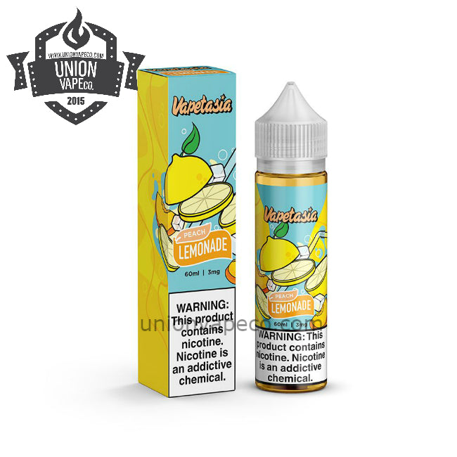 Vapetasia - Juicy Peach Lemon (60ML)