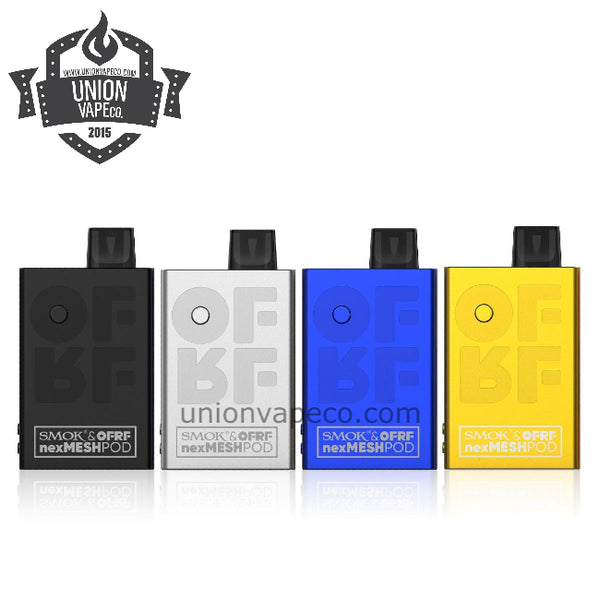 Smok nexMesh 1200mAh Open Pod Kit
