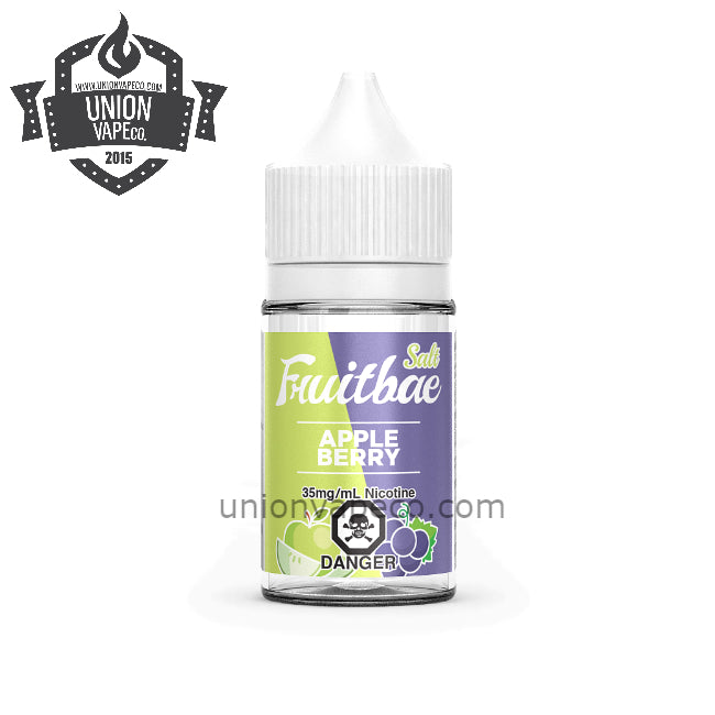 Fruitbae Salt - Apple Berry (30ml)
