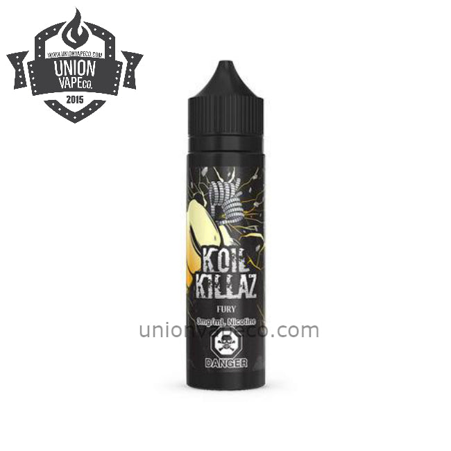 KOIL KILLAZ - Fury (60ML)