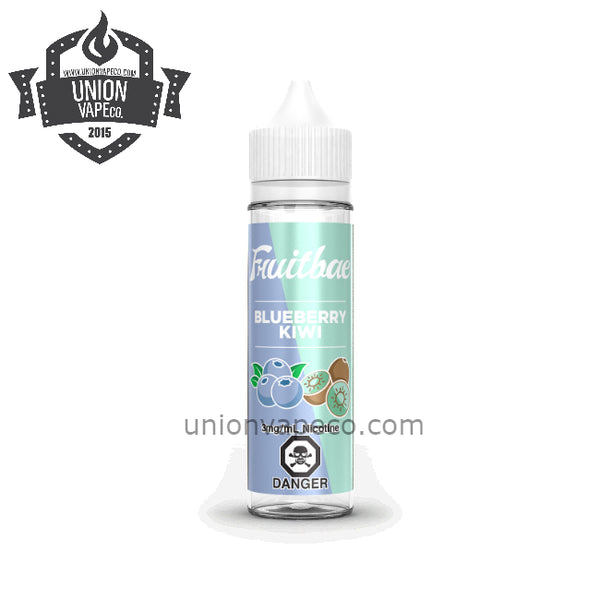 Fruitbae - Blueberry Kiwi (60ML)