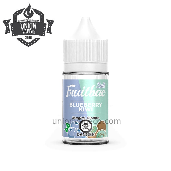 Fruitbae Salt - Blueberry Kiwi