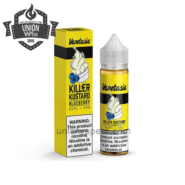 Vapetasia - Killer Blueberry (60ML)